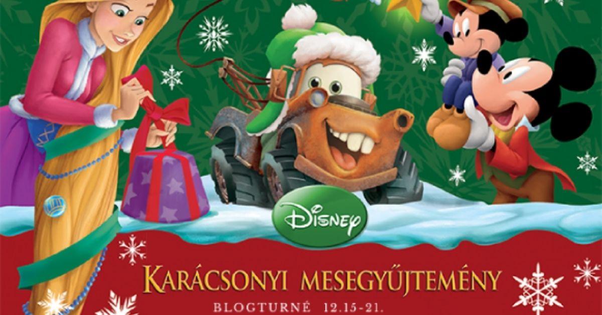 Disney – Karácsonyi mesegyűjtemény
